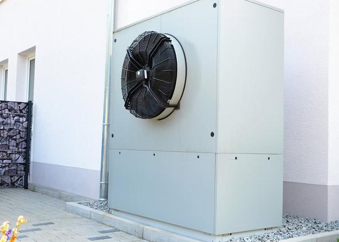 Dépannage de pompe à chaleur air-air