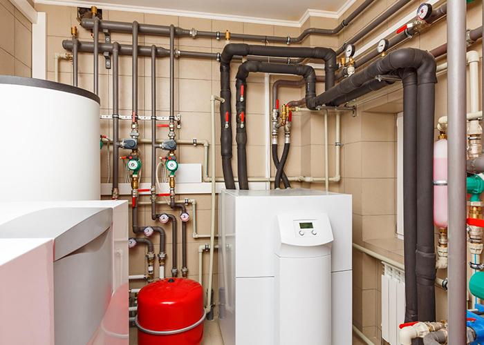 Dépannage de pompe à chaleur eau-eau